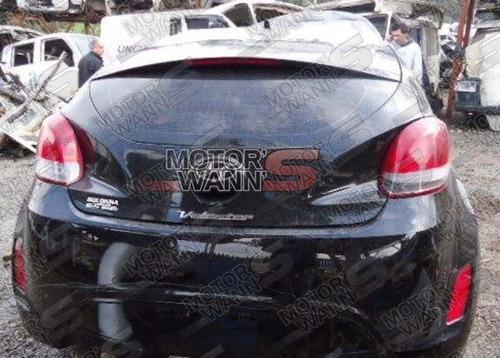 veloster 2011/2012 sucata para retirada de peças