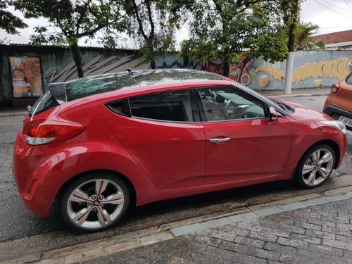 veloster mecanico - unico no brasil