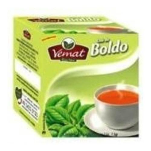 vemat boldo chá sachê c/10
