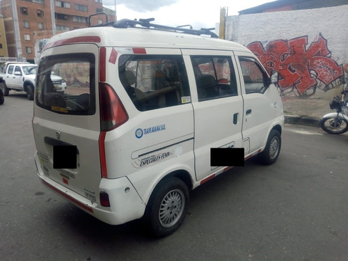 ven-permuto hafei gas-gasolina mini van