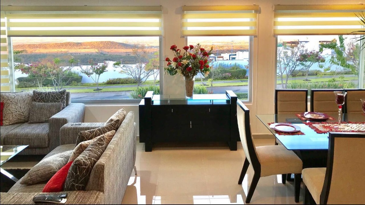 ven y estrena hermosa casa con excelente vista