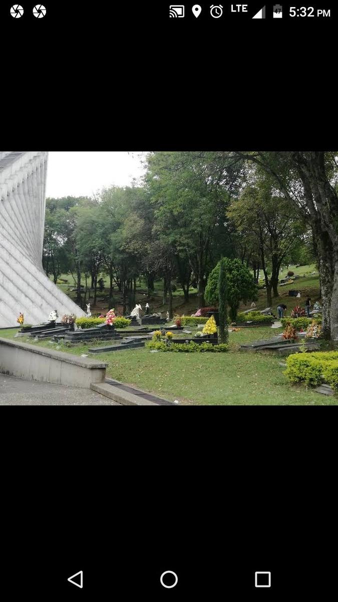 vencambio lote para ataud en cementerio campos de paz