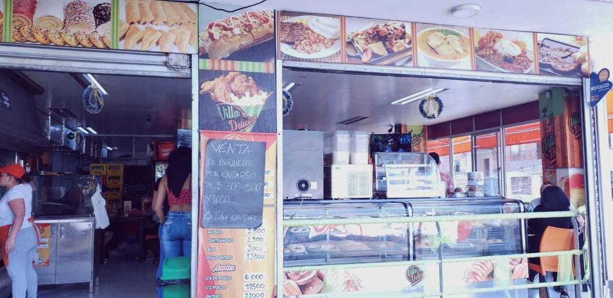 vencambio restaurante y panaderia