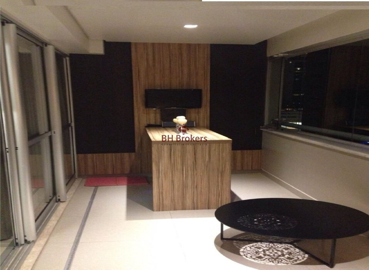venda 2 quartos com mobilia - vila da serra - 16066