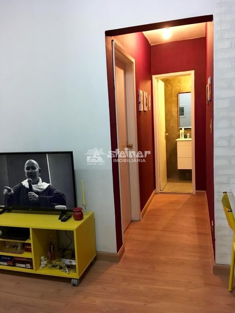 venda apartamento 1 dormitório centro guarulhos r$ 200.000,00 - 23914v