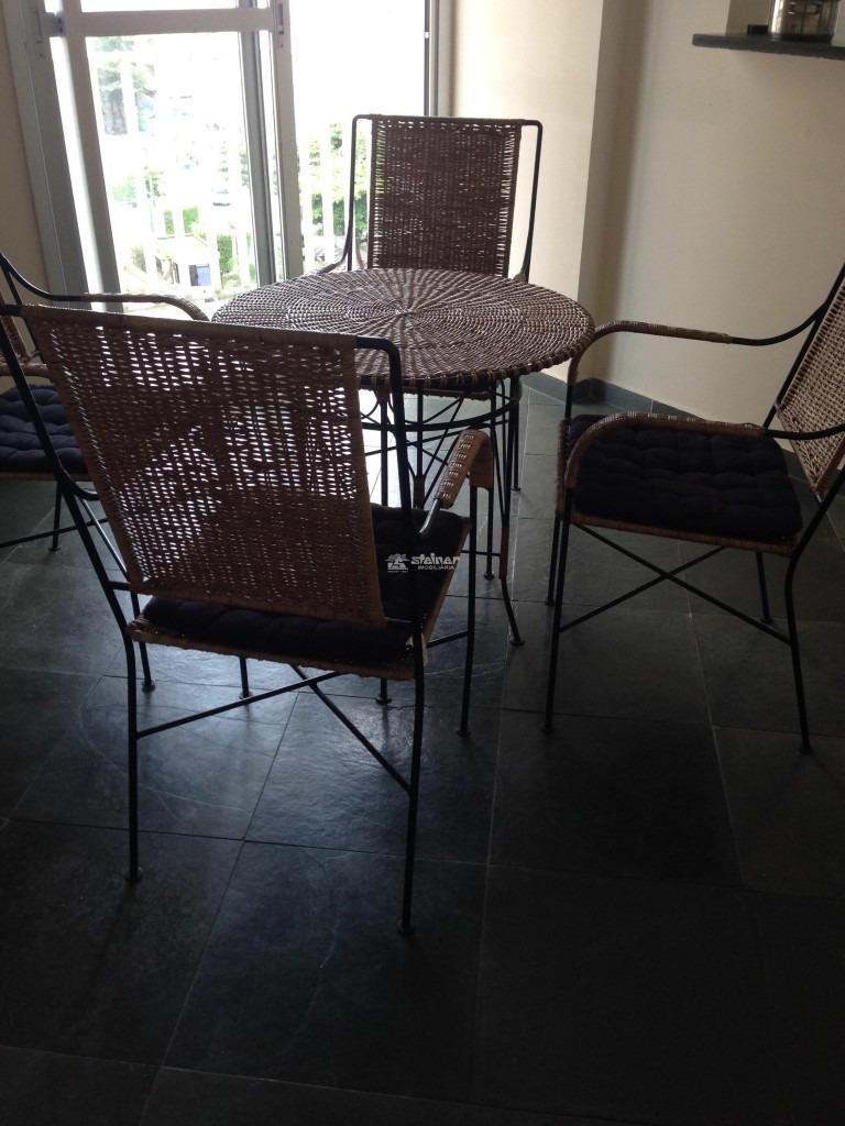 venda apartamento 1 dormitório enseada guarujá r$ 180.000,00 - 35087v