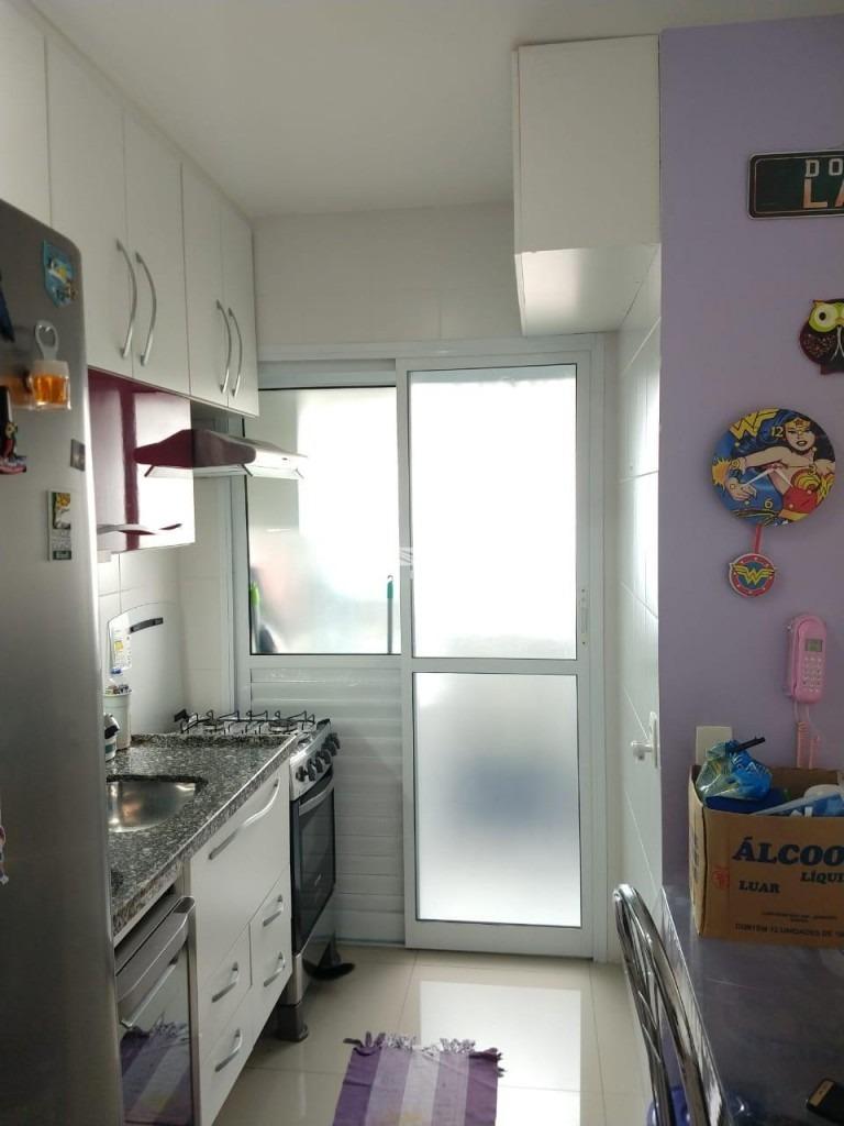 venda apartamento 1 dormitório gopouva guarulhos r$ 235.000,00 - 33528v