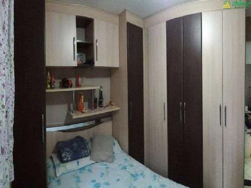 venda apartamento 2 dormitórios jardim valéria guarulhos r$ 220.000,00