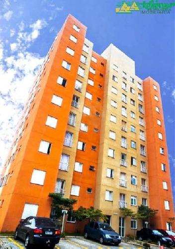 venda apartamento 2 dormitórios vila flórida guarulhos r$ 220.000,00