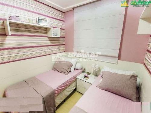 venda apartamento 2 dormitórios vila rio de janeiro guarulhos r$ 190.000,00
