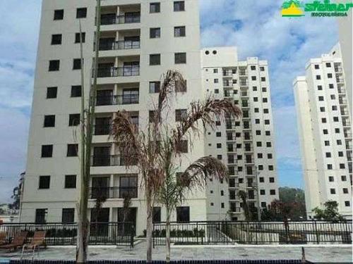 venda apartamento 2 dormitórios vila rio de janeiro guarulhos r$ 260.000,00