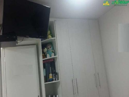 venda apartamento 2 dormitórios vila são joão guarulhos r$ 245.000,00