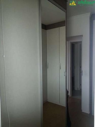 venda apartamento 3 dormitórios jardim rosa de franca guarulhos r$ 370.000,00