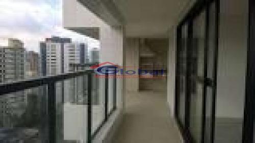 venda apartamento - b. jardim - santo andré - gl37318