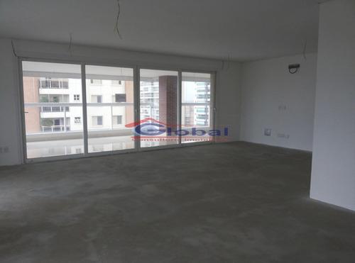 venda apartamento - b. jardim - santo andré - gl38645