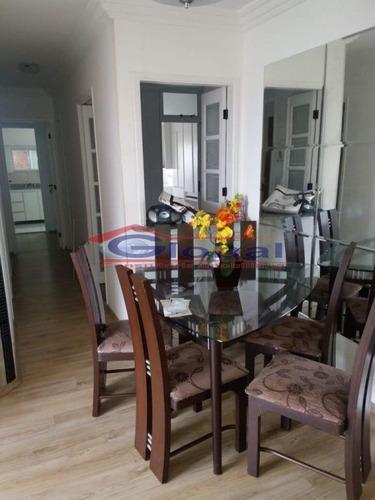 venda apartamento - b. silveira - santo andré - gl38784