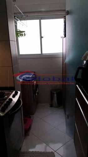 venda apartamento - campestre - santo andré - gl37242