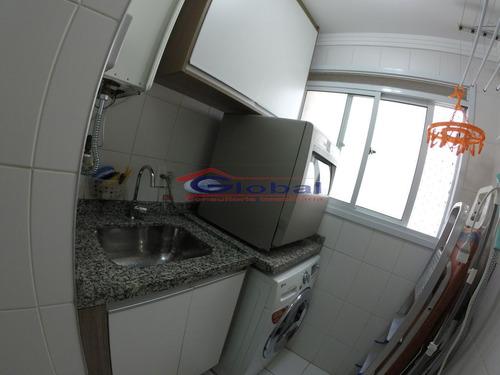 venda apartamento - campestre - santo andré - gl37357