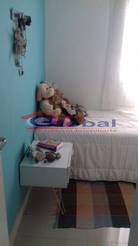 venda apartamento - campestre - santo andré - gl38350