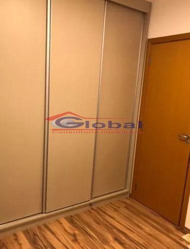 venda apartamento - casa branca - santo andré - gl38861