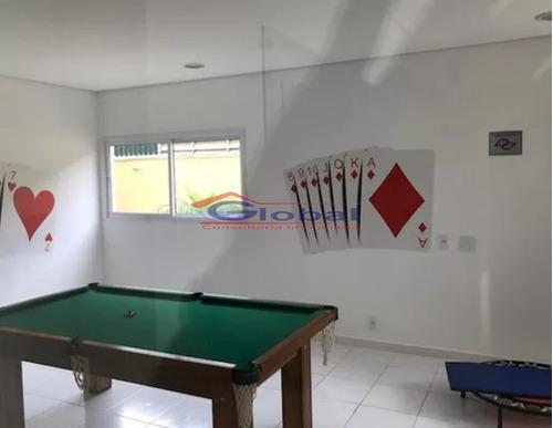 venda apartamento - casa branca - santo andré - gl38863
