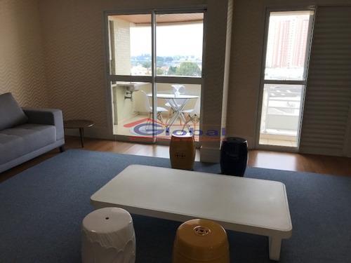 venda apartamento - casa branca - santo andré - gl39100