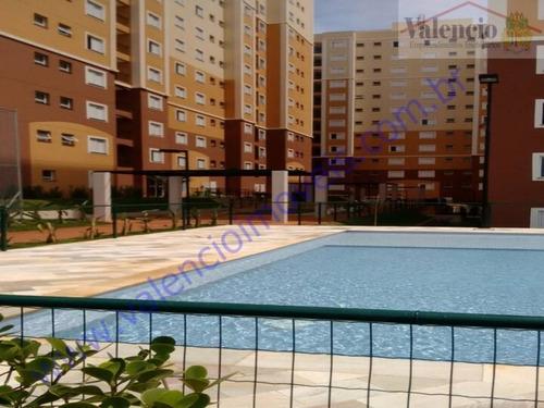 venda - apartamento - centro - santa bárbara d'oeste - sp - 2076al