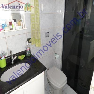 venda - apartamento - chácara machadinho i - americana - sp - 2417iv