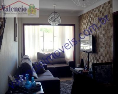 venda - apartamento - chácara machadinho i - americana - sp - 2453mma