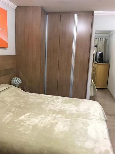 venda apartamento condominio residencial porto seguro - 170-im399909