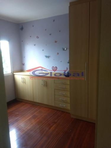 venda apartamento - demarchi - sbc - gl39161