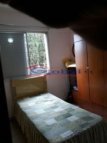 venda apartamento - dos casas - sbc - gl38526