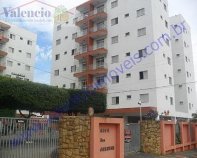 venda - apartamento - ed. altos dos jardins  - americana - sp - 2166mmj