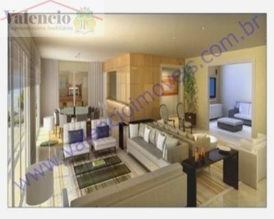venda - apartamento - ed. palazzo uno - americana - sp - 2074ivg