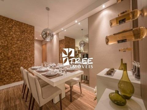 venda apartamento edifício amaranto mogi das cruzes, a/t 172m² com 4 dormitórios sendo 2 ou 3 suíte - ap00385 - 33677649