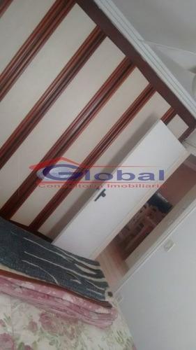 venda apartamento em mauá - gl37394