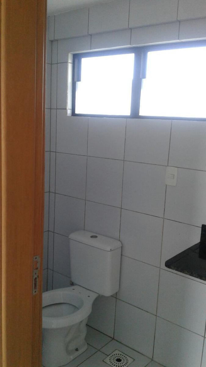 venda apartamento em ponta negra 2/4 a partir de 195.000 com vista pro mar