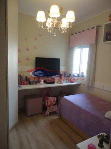 venda apartamento em santo andré - gl37463