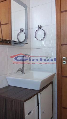 venda apartamento em são bernardo do campo - gl37694