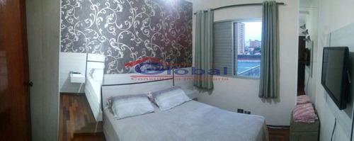 venda apartamento - j. portugal - sbc - gl38756