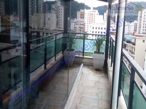 venda - apartamento - jardim enseada - guarujá - sp - 2230mmj