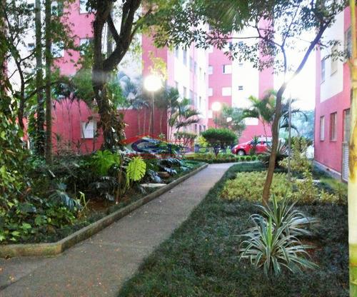 venda apartamento - jardim independência - são bernardo do campo - gl36652