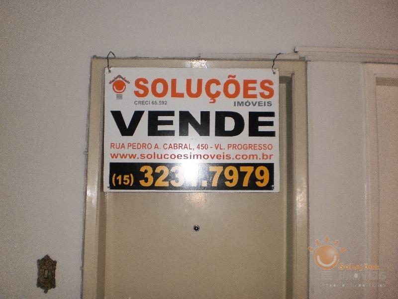 venda - apartamento jardim leocádia / sorocaba/sp - 3723