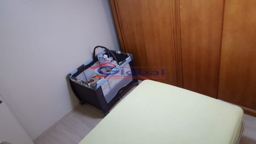 venda apartamento - jd. borborema - são bernardo do campo - gl39301
