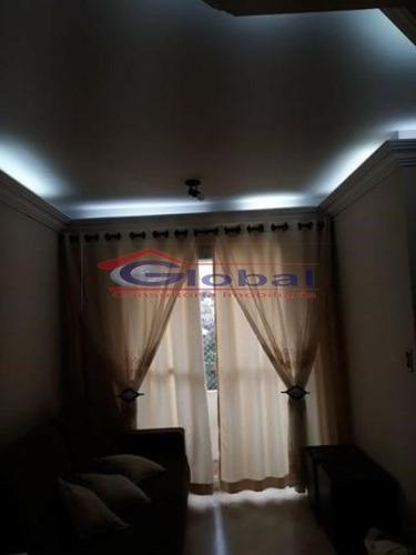venda apartamento - jd. do estádio - santo andré - gl39209