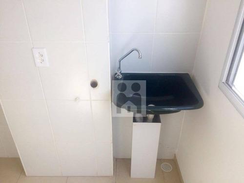venda  - apartamento no vitta heitor rigon 2 - ap0813