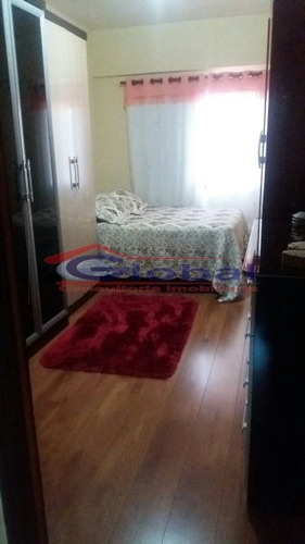 venda apartamento - nova gerti - são caetano do sul - gl38115