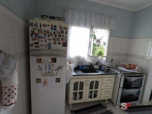 venda apartamento padrão 2 dorm 1 ban 1 gar vila tibiriçá santo andré sp - apc1134