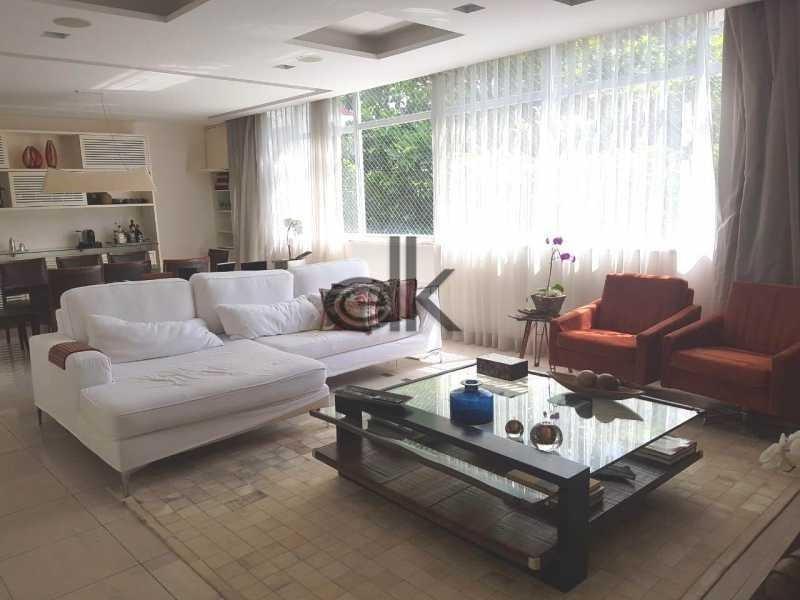 venda - apartamento - padrão - leblon - zona sul - rj - 5224
