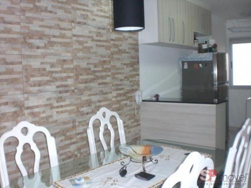 venda apartamento padrão são paulo  brasil - 2016-272pa